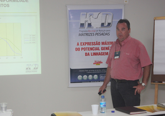 III Workshop Vaccinar de Matrizes Pesadas