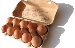 Mercado de ovos em queda