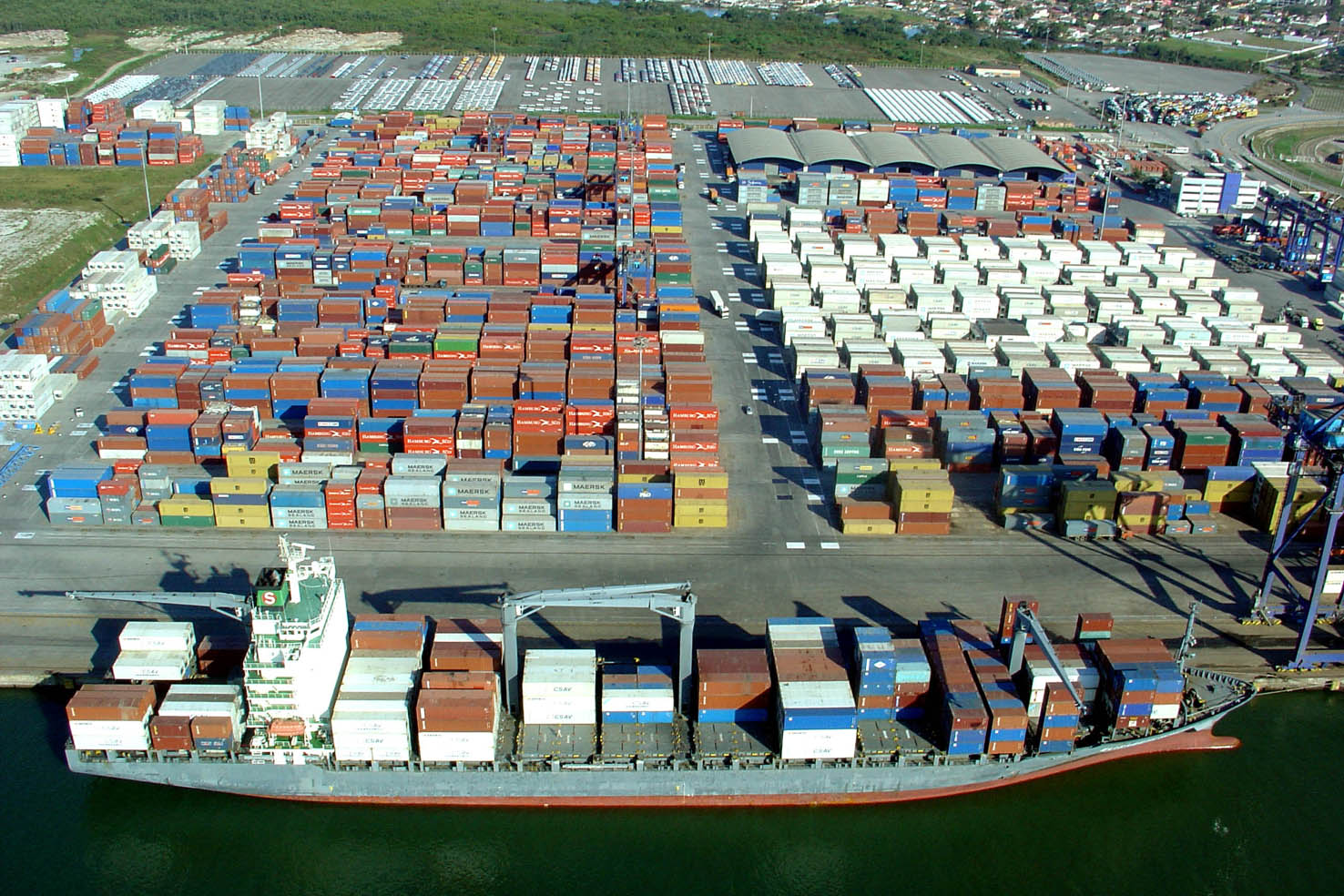 Projetos de investimentos em portos somam R$ 7,9 bi em 5 meses