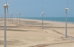 Enel Green Power inicia construção de novo parque eólico no Brasil