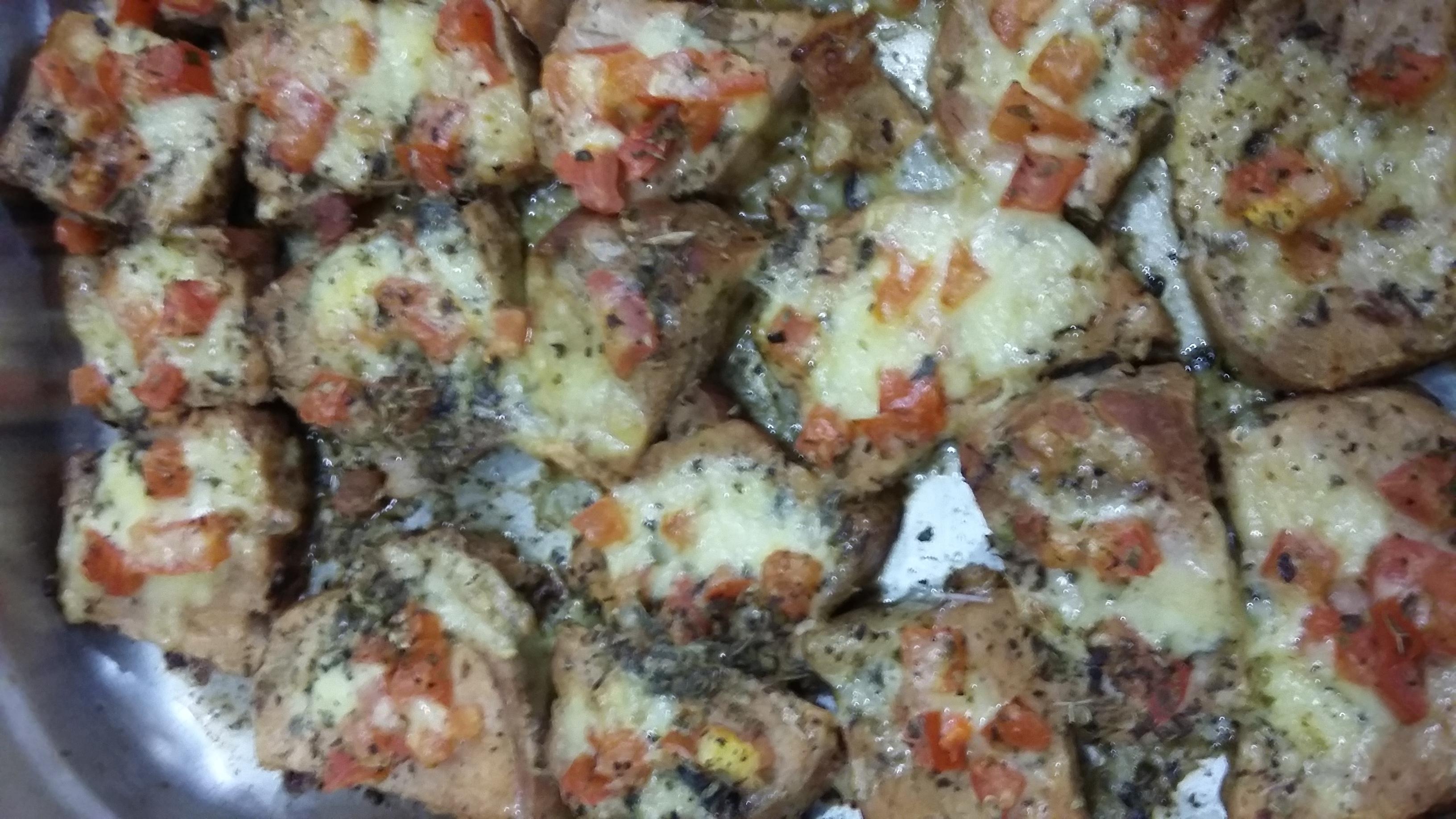 Lombo Pizza