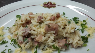 Risoto de carne suína by Arroz Cooper Buriti