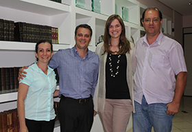 Gerente de Negócios da Chemours visita sede da Gessulli Agribusiness