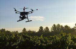 Parceria pretende desenvolver drones para pequenos produtores rurais