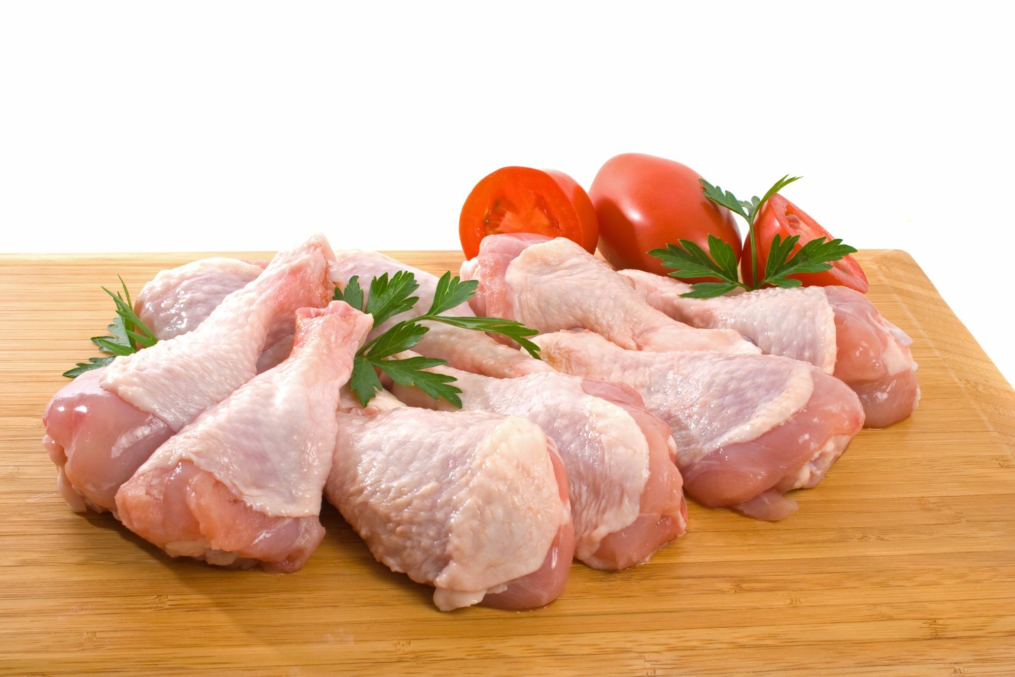 Embarques de frango in natura registram queda na segunda semana de março