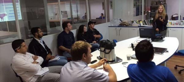 Vetanco e Tecsui realizam treinamento com equipe de nutrição