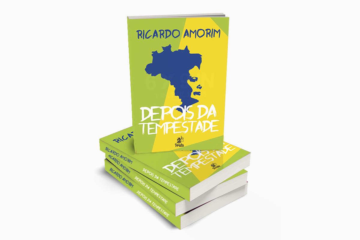 """Ricardo Amorim lança livro """"Depois da Tempestade"""""""