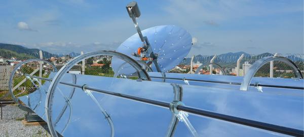 """UNIFEI recebe """"Laboratório de Energia Heliotérmica"""""""