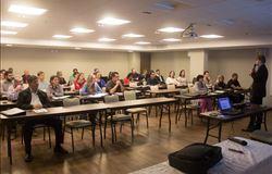 Colaboradores de cooperativas catarinenses participam de curso em Chapecó e Florianópolis