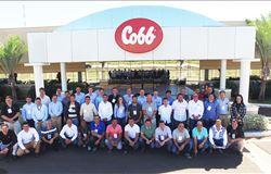 Cobb-Vantress realiza Workshop de Ambiência, em Guapiaçu (SP)