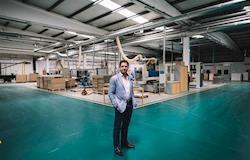 Fábrica portuguesa trabalha 100% a energia solar