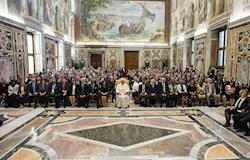 Papa Francisco e ONU debatem o futuro sustentável da agricultura