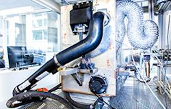 Empresa anuncia o desenvolvimento do primeiro veículo do mundo que utiliza bioetanol para gerar energia elétrica