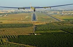 Avião Solar Impulse 2 atravessa o Atlântico e aterrissa na Espanha