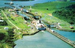 Vantagem do novo canal do Panamá está distante do Brasil