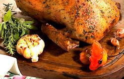 Carnes de aves se destacam como opções mais saudáveis para as festas de fim de ano