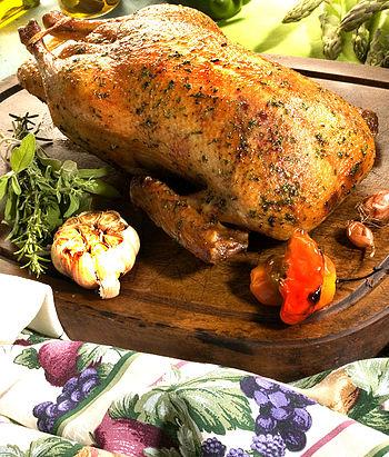 Concorrência com aves sazonais limita vendas de frango