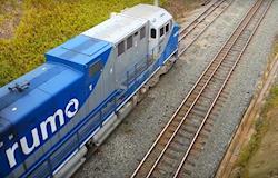 Duplicação do principal corredor ferroviário do País entra na reta final