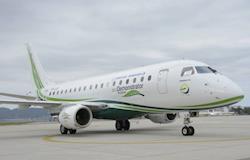 Boeing e Embraer apresentam avião para testar biocombustível