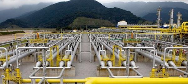 Gás natural registra 100 milhões de metros cúbicos por dia em maio de 2016