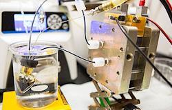 Bateria para energia renovável inspirada nas vitaminas