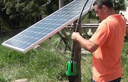 Inovação solar promete revolucionar mercado do agronegócio