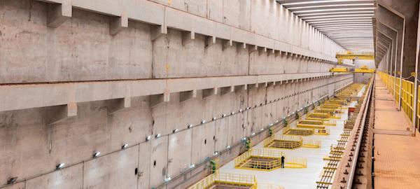 Hidrelétrica Santo Antônio é a 3ª maior geradora do País