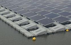 Chega ao Brasil tecnologia que gera energia e reduz em até 70% nível de evaporação de reservatórios