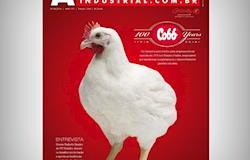 Nova edição da revista destaca os 100 anos da Cobb-Vantress
