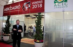 Mercoagro 2016 encerra em Chapecó com mais de US$ 160 milhões em negócios