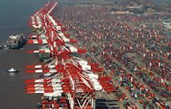 China, o grande líder do ranking dos países de destino das vendas externas brasileiras