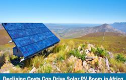 Energia solar fotovoltaica deve ter um boom na África por causa da queda nos custos? ??