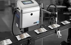Impressora de jato de tinta contínuo é lançada