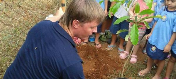 Árvores: conhecer, preservar, utilizar