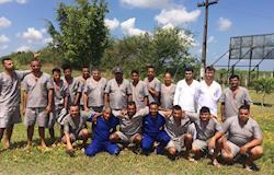Granja Pinto Formoso recebe treinamento
