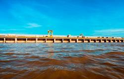 Iniciados os testes da última turbina  da Hidrelétrica Santo Antônio
