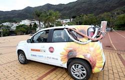 Setor de Inovação de MG investe em energia solar para alimentar o carro do futuro
