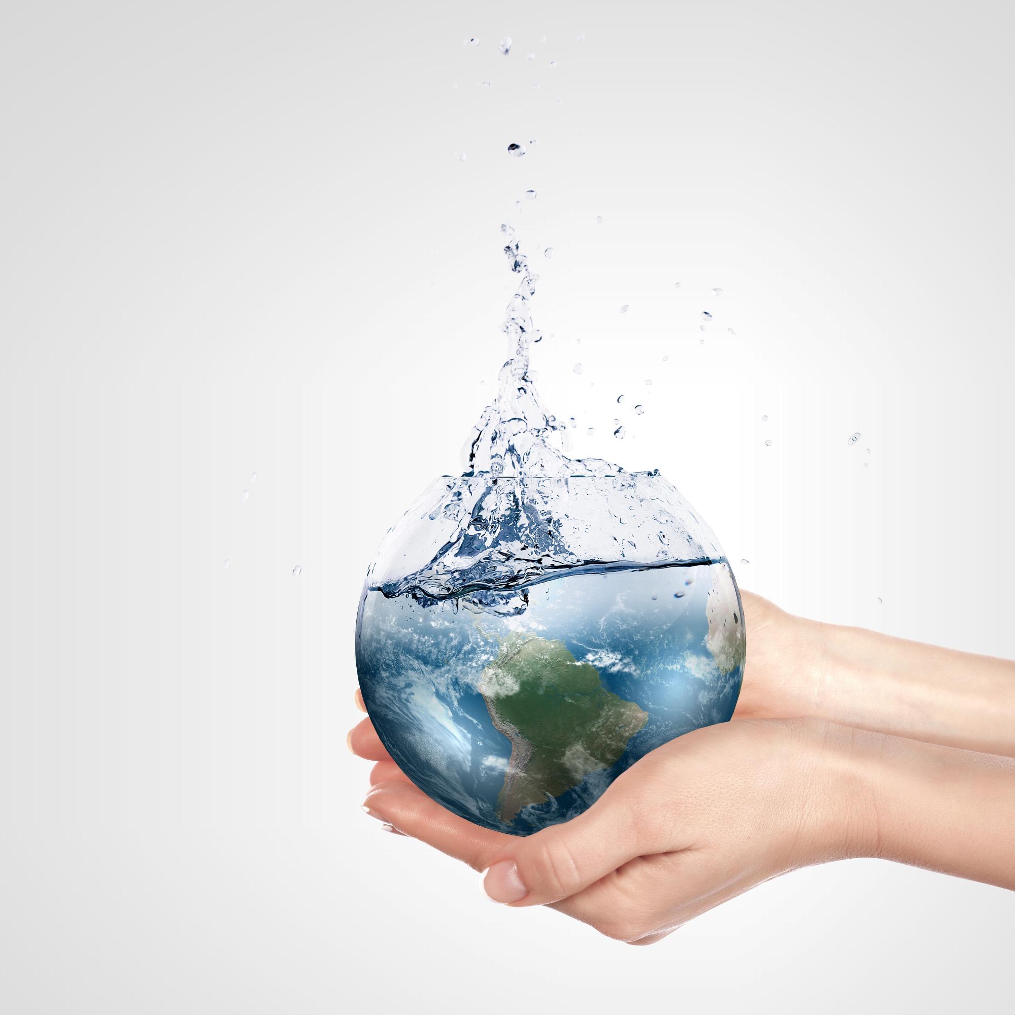 O consumo de água e o futuro da nutrição na agricultura