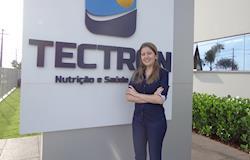 Equipe técnica comercial da Tectron tem nova médica veterinária