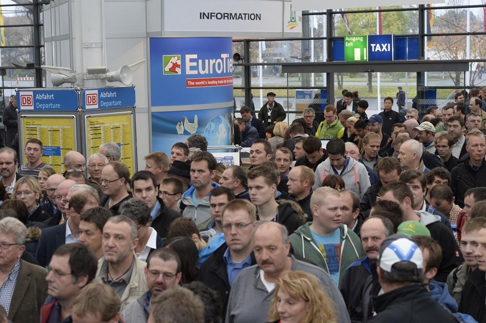 EuroTier enfatiza BEA e sustentabilidade no maior evento de produção animal do mundo