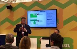 Brasil mostra em conferência produção agrícola com preservação e redução de CO2