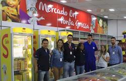 BRF inaugura mercado para funcionários no Paraná