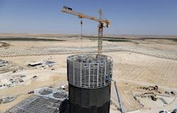 Israel está construindo a torre solar mais alta do mundo
