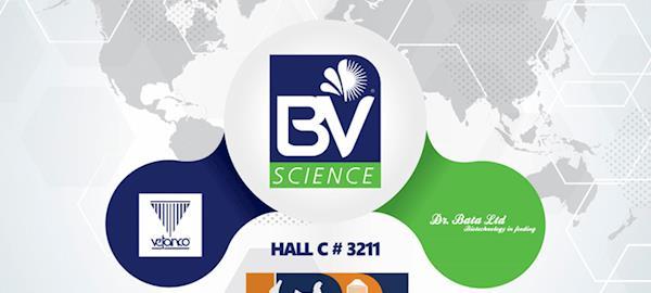 Fortalecendo a BV Science, Vetanco no IPPE 2017