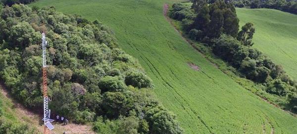 Santa Catarina investe em internet e telefonia móvel para o meio rural