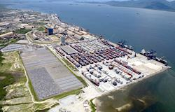 Ministro assina ordem de serviço para início da dragagem de aprofundamento em Paranaguá