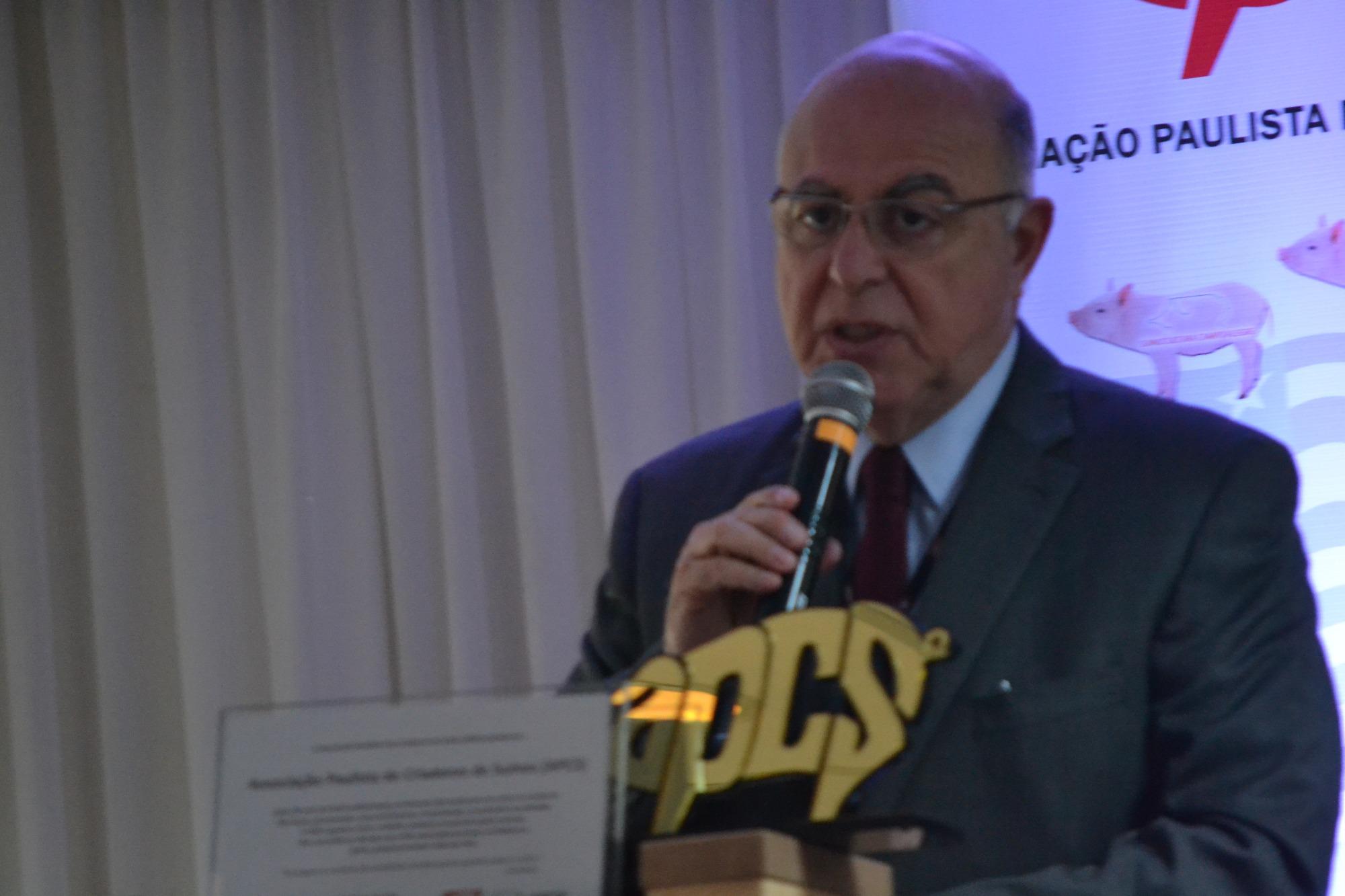 Valorizando as ações entre APCS e o Estado, Arnaldo Jardim fala sobre a importância da associação para São Paulo