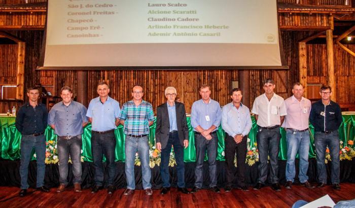 Romeo Bet inicia novo mandato na Cooperativa Agroindustrial Alfa