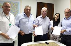 Presidente e Diretor Administrativo e Financeiro da Cidasc são reconduzidos aos trabalhos nas pastas