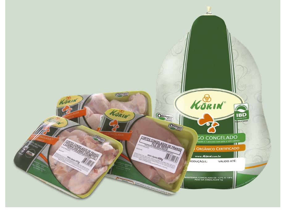 Korin planeja investir 30% do faturamento em aves orgânicas em 2017
